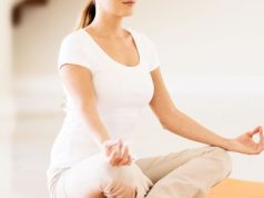 Practice the mindfulness and ne relaxed