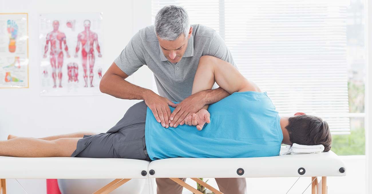 Back Pain Using Physiotherapy