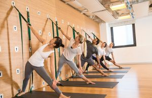 yoga studio hong kong