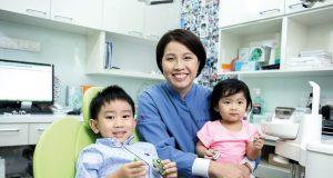 paediatric dentist Singapore