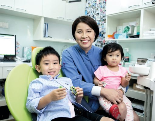 paediatric dentist Singapore