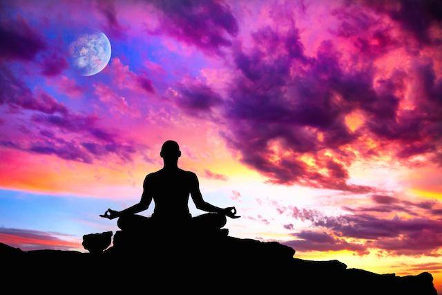 Weekly meditation classes