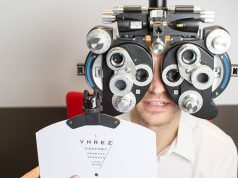 eye examination Hong Kong